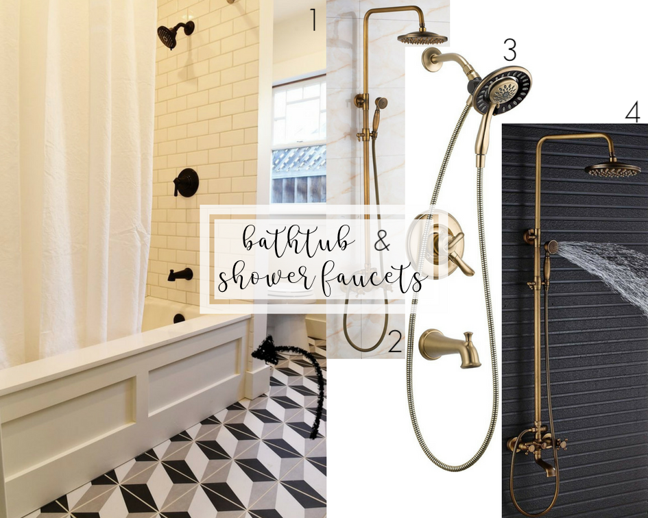 guest bathroom renovation plans | bathroom faucets
