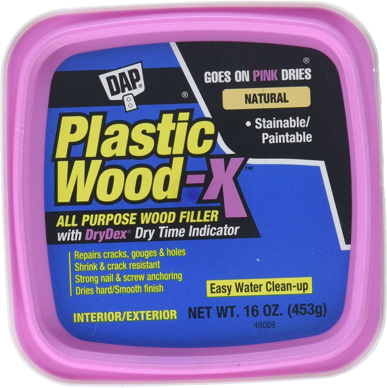 Plastic Wood-X Wood Filler