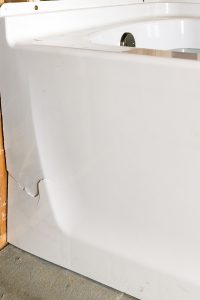 Check out week 3 of our One Room Challenge guest bath reno!