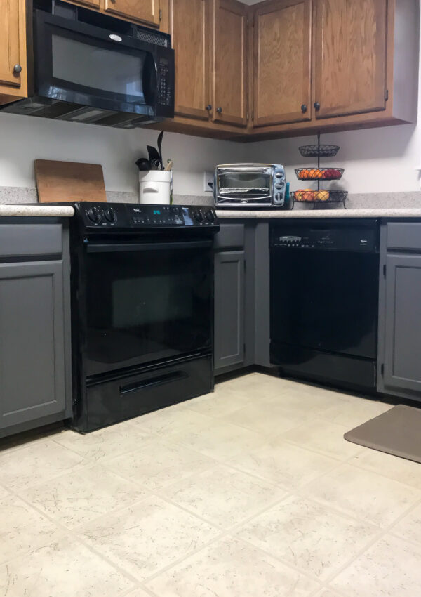 Painting Kitchen Cabinets: A Crime Of Opportunity