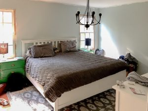 We're panning a little master bedroom refresh! Check out our plans here at #grosstograndiose