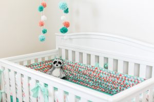 DIY Projects for a non-girly girl nursery #girl #nursery #nurserydesign #girlnursery #grosstograndiose