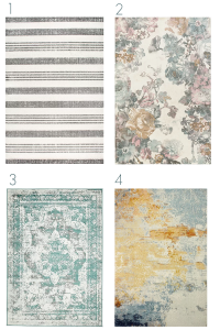 Best sources for stylish rugs on a budget