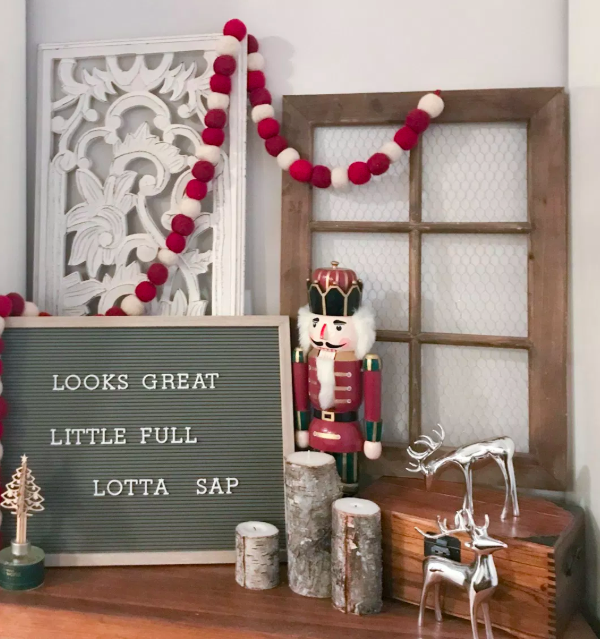4 Christmas Kitchen Decorating Ideas