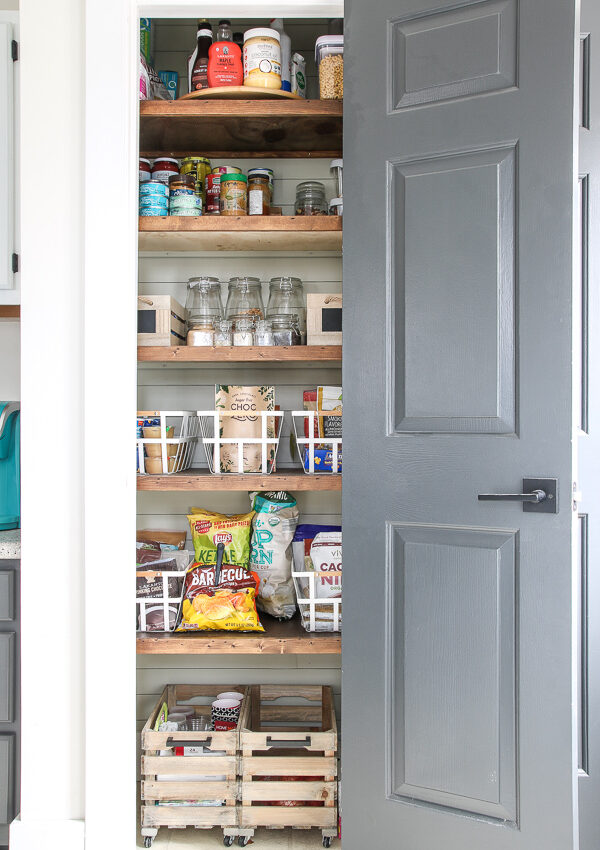 $100 Room Challenge – Pantry Reveal