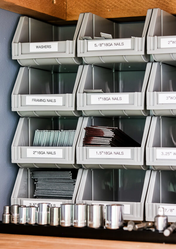 How To Organize Tools (When You Don't Have A Garage)