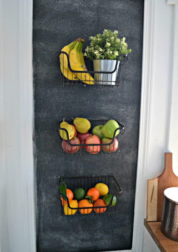 6 Ideas For An Organized Kitchen
