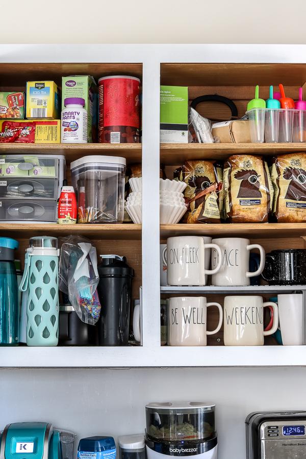 coffee bar design board ideas #livingletterhome