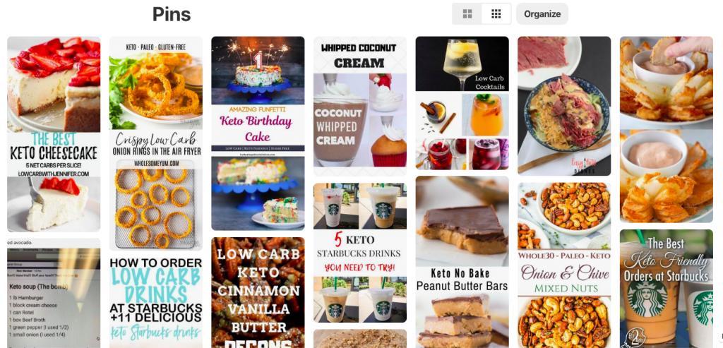 Follow Living Letter Home on Pinterest!