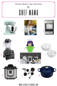 Best gift ideas for the mom who loves to cook