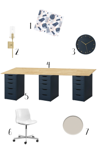 Feminine Office Design Plans