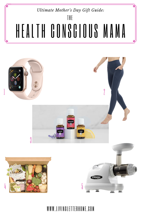 Fitness mama Mother's Day gifts