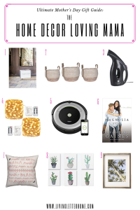100+ gift ideas for Mother's Day for all kinds of mamas out there, including the DIY mama, the grieving mama, the outdoor mama and more! Check out the huge list at livingletterhome.com #mothersday #mothersdaygiftguide #mothersdaygiftideas #shoppingguide