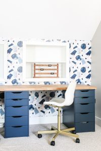 easiest IKEA Snille chair hack ever