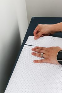 contact paper in desk drawers