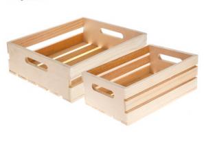 pantry baskets crates