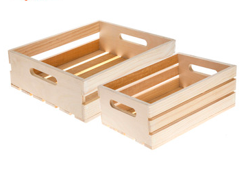 pantry baskets crates