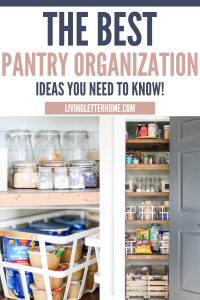 The best pantry organization ideas you need to know