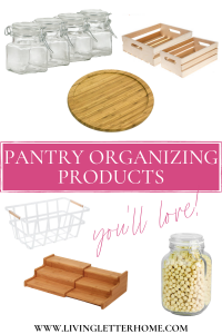 Pantry organization products you'll LOVE!