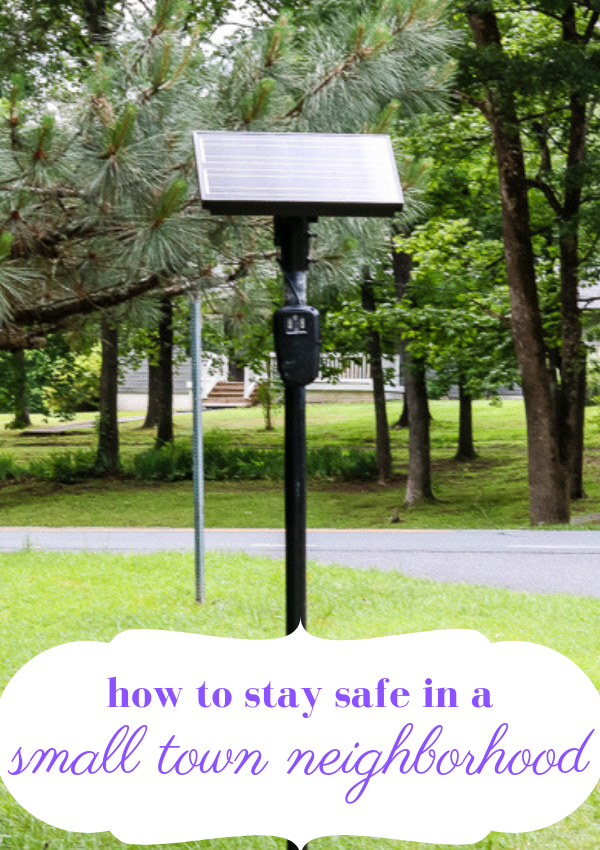 You can keep your ENTIRE neighborhood safe with Flock Safety. This even helped us provide cops with some information for an open investigation! Find out more at livingletterhome.com #flocksafety #partner #securitycamera #neighborhoodsecurity