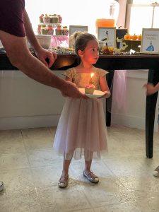 toddler princess party