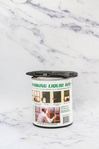 masking liquid H20