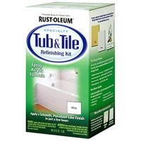 Rust-Oleum Tub and Tile Refinishing Kit, White