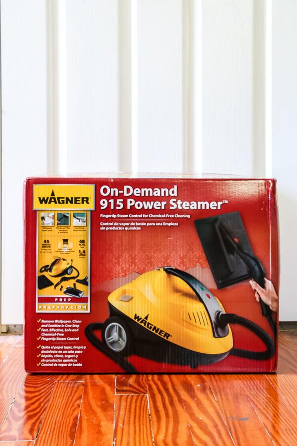 Wagner On Demand Power Steamer