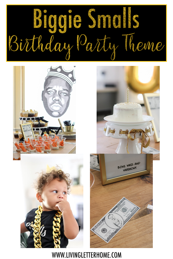 Biggie Smalls Party Ideas | Biggie Smalls Birthday Party | 90s Theme Party Ideas | Boy 1st Birthday Party Theme Ideas