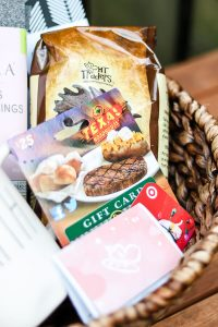 postpartum adoption gift basket ideas