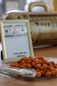 biggie smalls themed party food