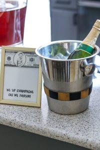 we sip champagne cuz we thirstay