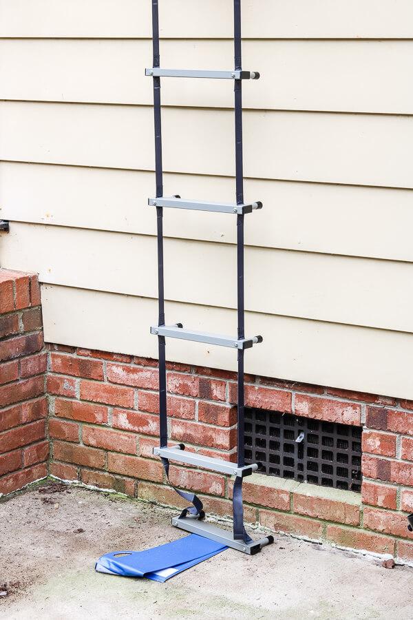 first alert escape ladder