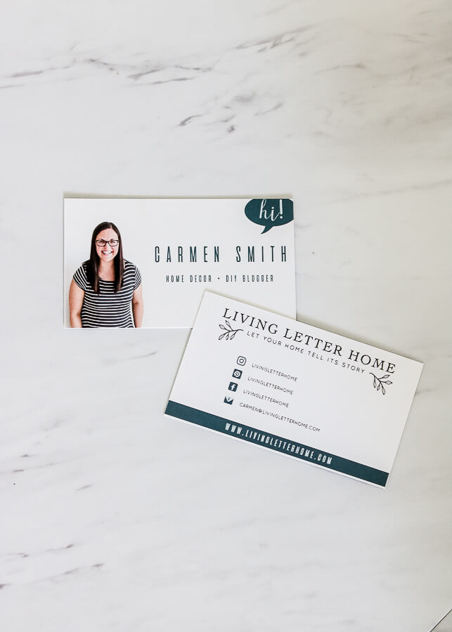 haven conference newbie 2019 business cards