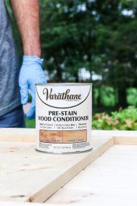 Varathane wood conditioner