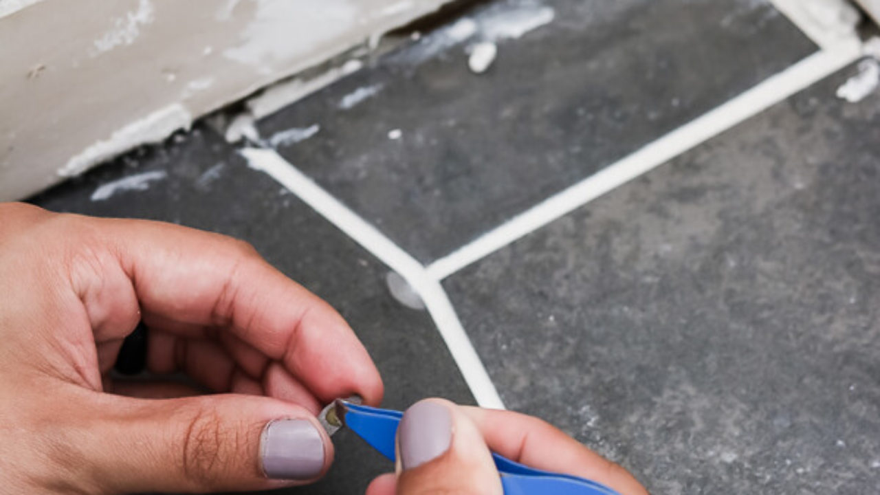 How To Repair Chipped Tile After It S Installed Living Letter Home