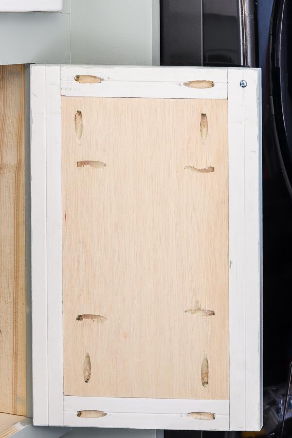 ana white diy cabinet door