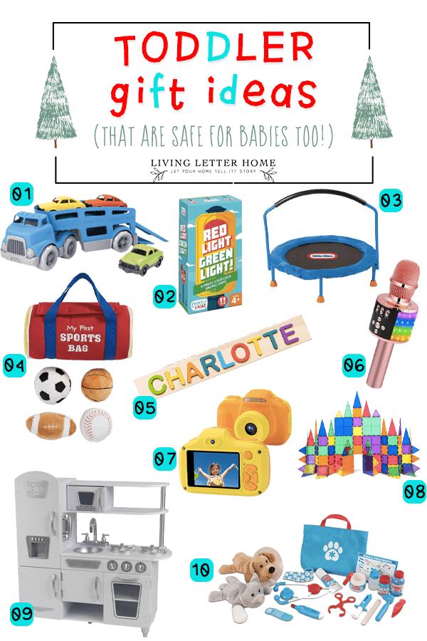 Best toddler gift ideas 2019