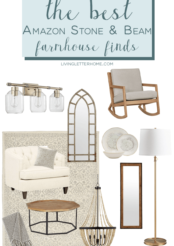 My Amazon Stone & Beam Farmhouse Favorites
