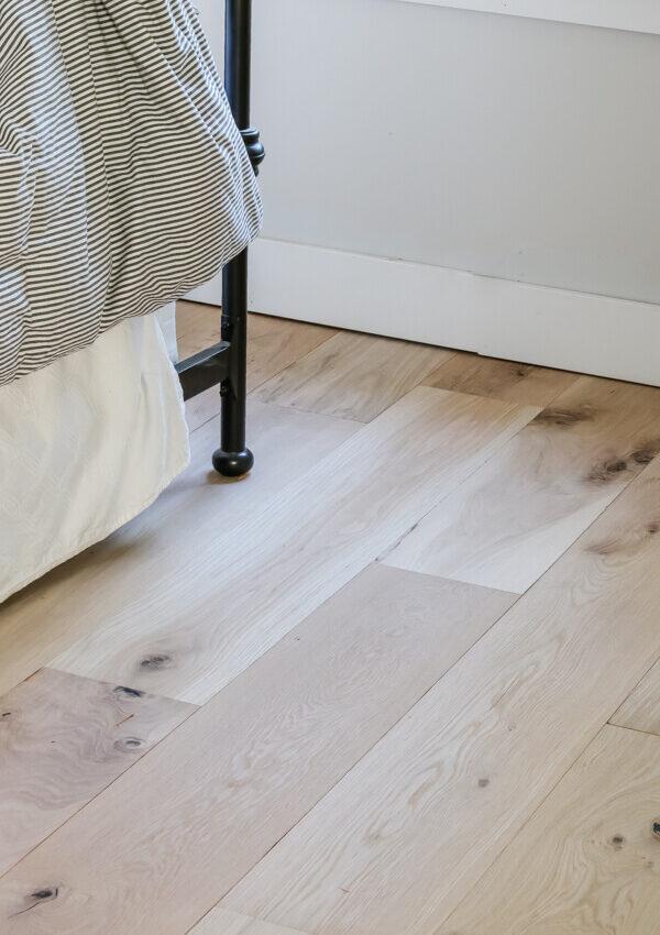 Sealing & Finishing Hardwood Floors