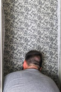 removable wallpaper fabric