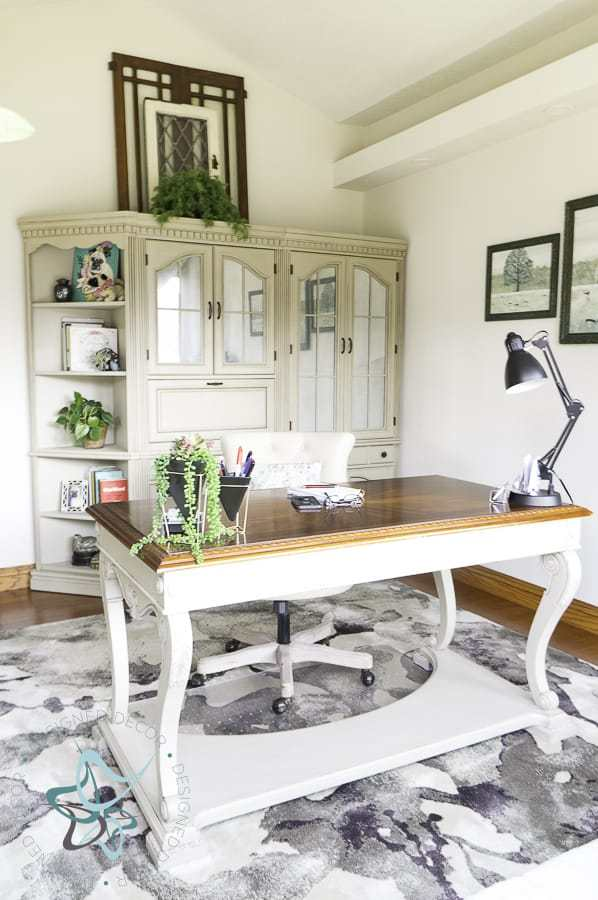 Amazing Budget-Friendly Home Office Makeover