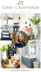 Clean and Scentsible collage