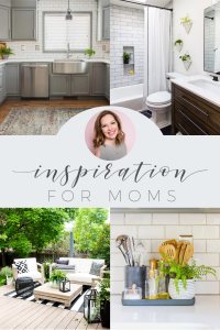 Inspiration for Moms collage