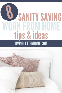 Be productive working from home even if you've never done it with these 8 simple tips and ideas