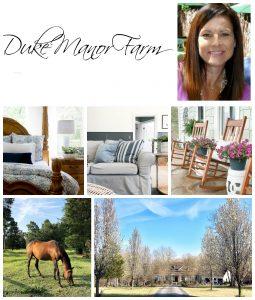 Duke Manor Farms collage
