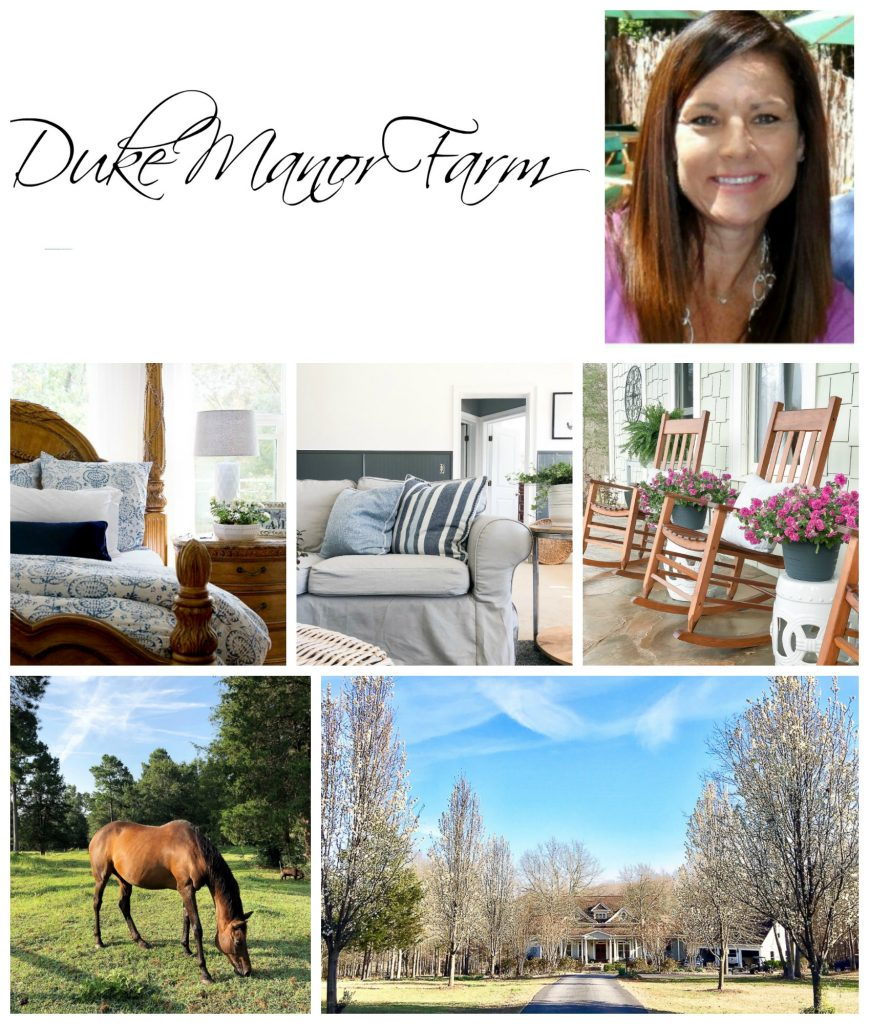Duke Manor Farms collage