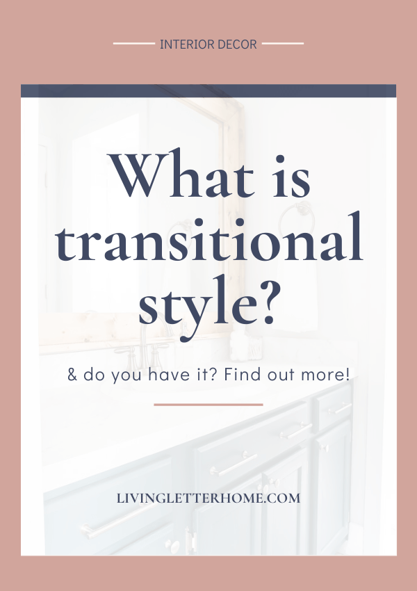 My Favorite Bloggers With Transitional Style