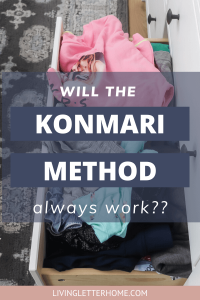 Putting the Konmari folding method to the test in my MESSIEST drawer! Did it even work??