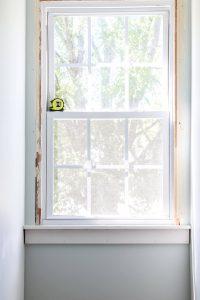 craftsman style window trim